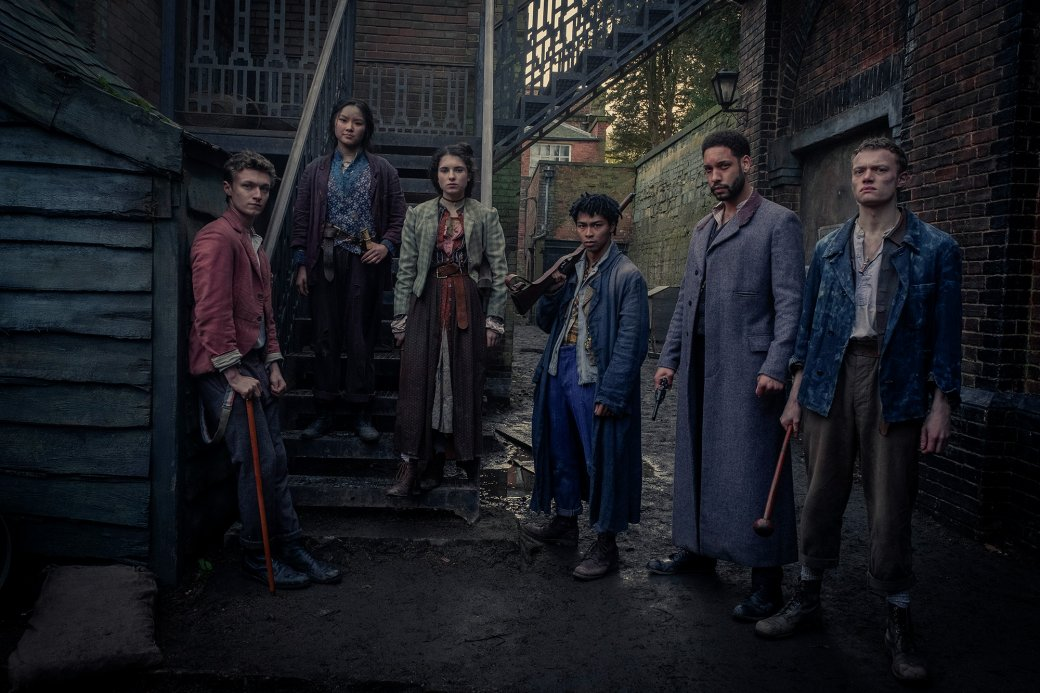 Рецензия на 1 сезон сериала «Нерегулярные части» (2021) с Шерлоком Холмсом   Канобу