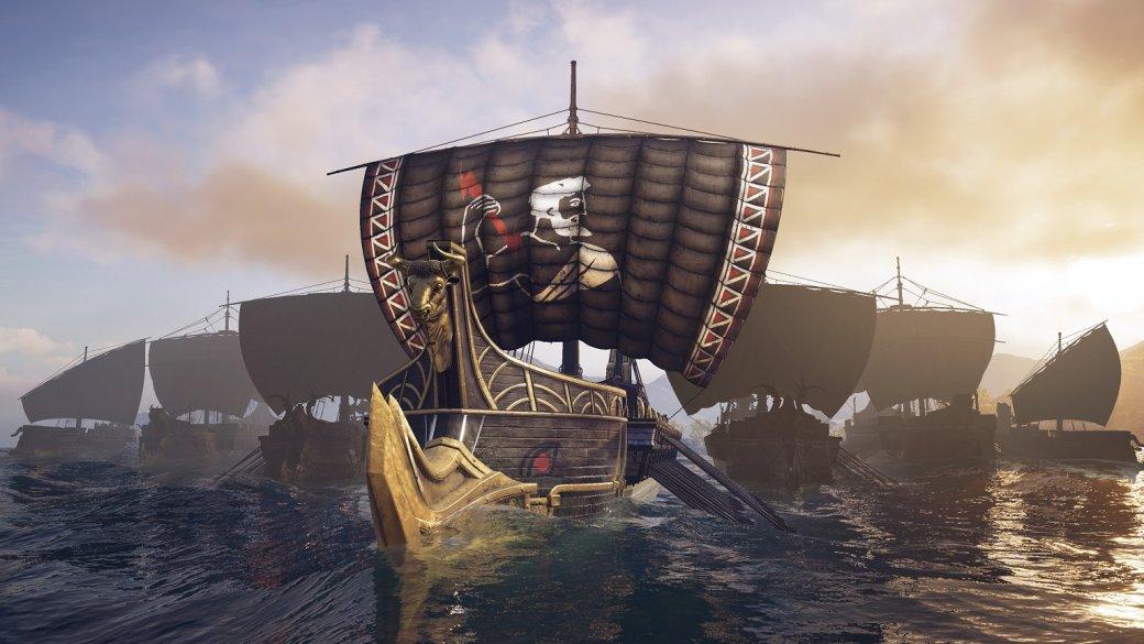 Суть. Assassin's Creed: Odyssey — отличный экшен про Древнюю Грецию