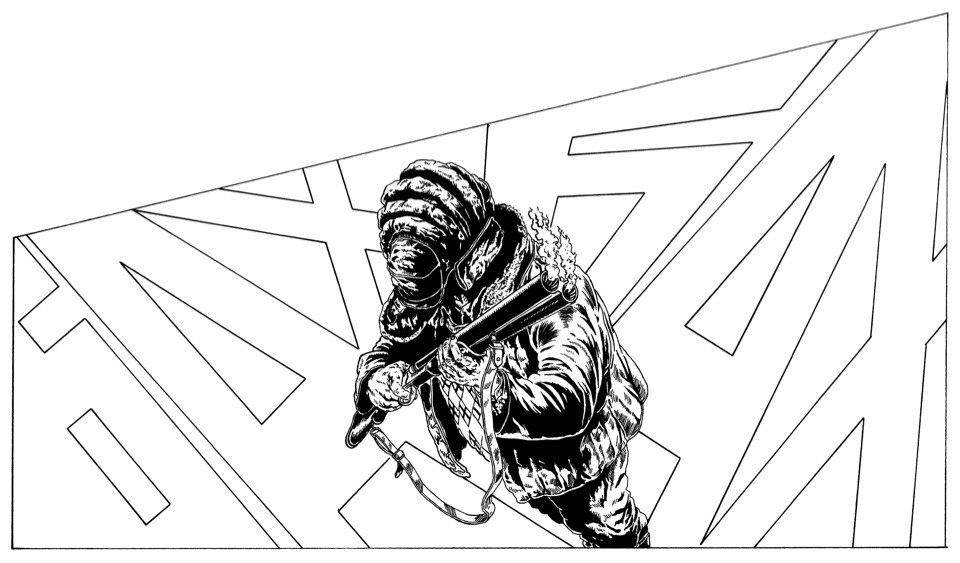 Учимся рисовать комиксы: экспресс-курс исоветы художников. - Изображение 2