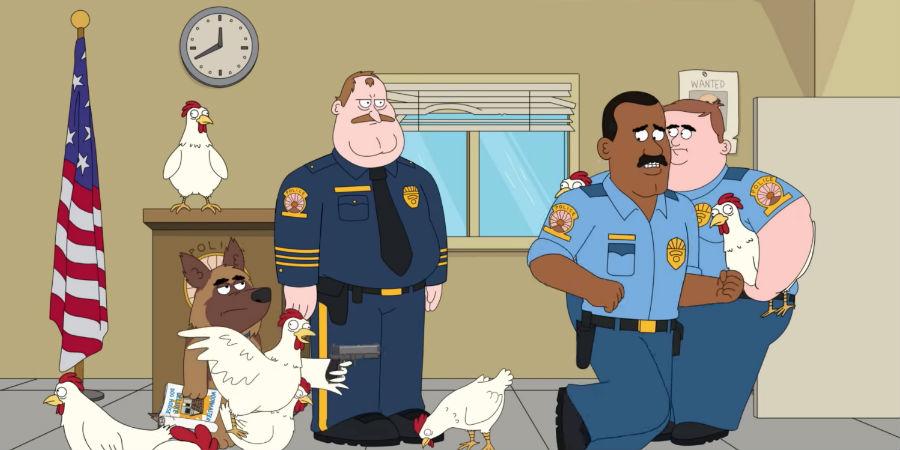 Первые впечатления отанимационного сериала «Полиция Парадайз» | Канобу - Изображение 5146