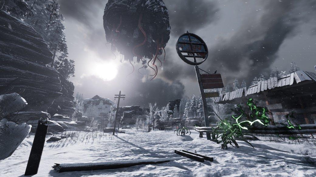 Разбираем Fade toSilence— игру овыживании, постапокалиптической зиме ищупальцах | Канобу - Изображение 1