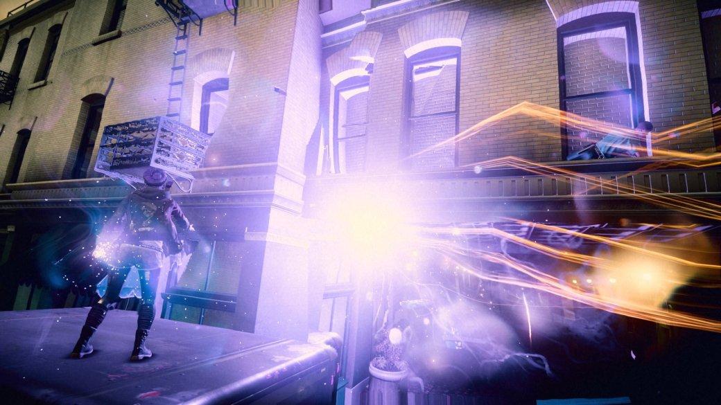 Полный некстген: 35 изумительных скриншотов inFamous: First Light | Канобу - Изображение 9359