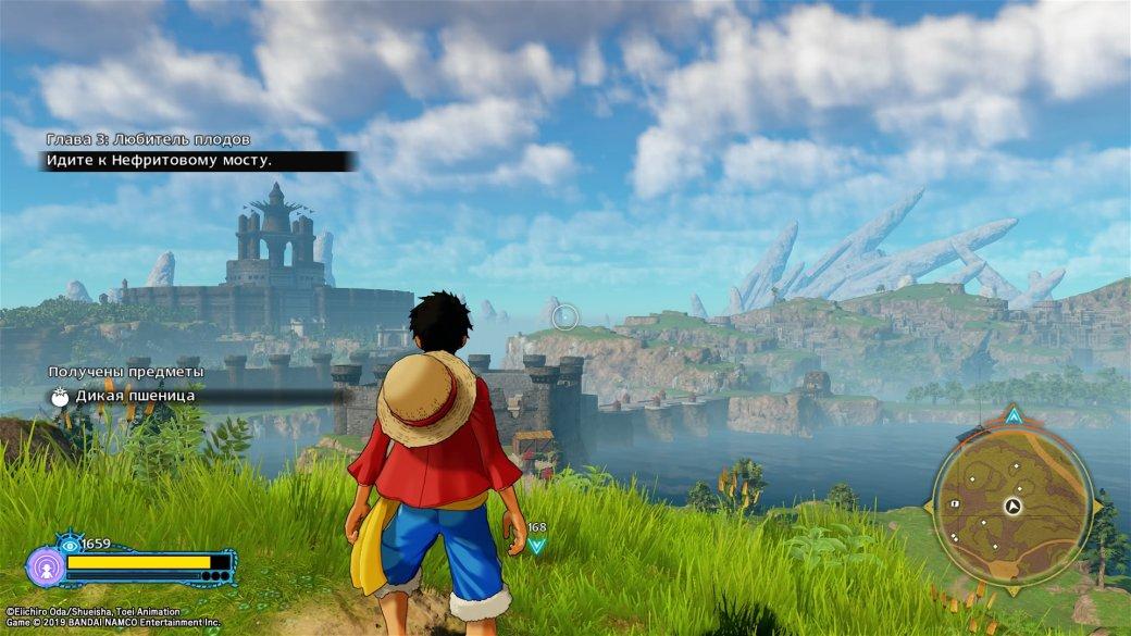 Суть. One Piece: World Seeker— неожиданно удачная смесь inFamous итипичной аниме-игры | Канобу - Изображение 4