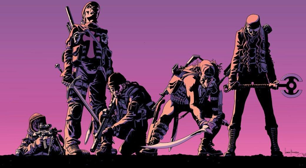 10июля наNetflix выходит боевик «Старая гвардия»— адаптация комикса The Old Guard, где группа бессмертных наемников наконец-то сталкивается ссерьезным врагом. Разбираемся, чтоже это запроизведение.