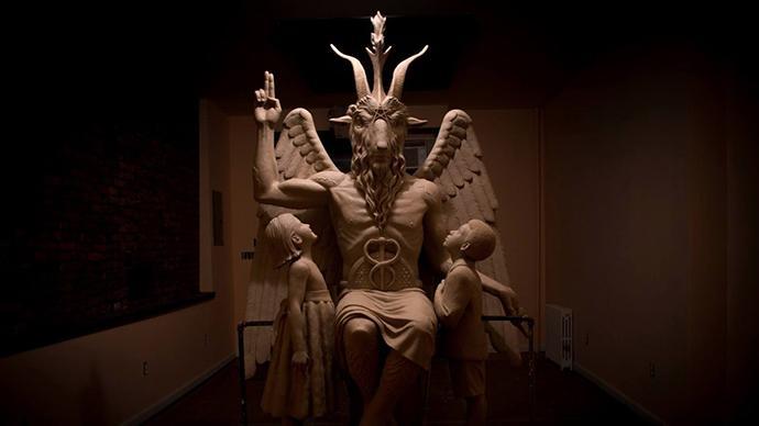 «Сатанистский храм» планирует подать в суд на создателей новой «Сабрины» из-за статуи в сериале | Канобу - Изображение 60