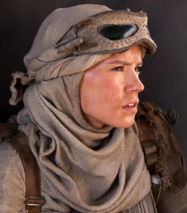 Нетолько Лея! 5 главных женских персонажей нового канона «Звездных Войн». - Изображение 23