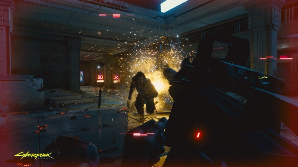 Море трупов и кровищи на новых скриншотах Cyberpunk 2077 с закрытого показа игры
