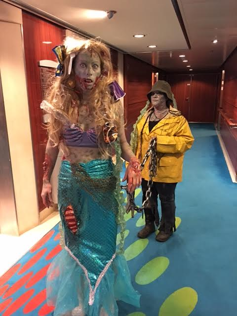 Косплей дня: фанаты на Walker Stalker Cruise 2017 | Канобу - Изображение 2935