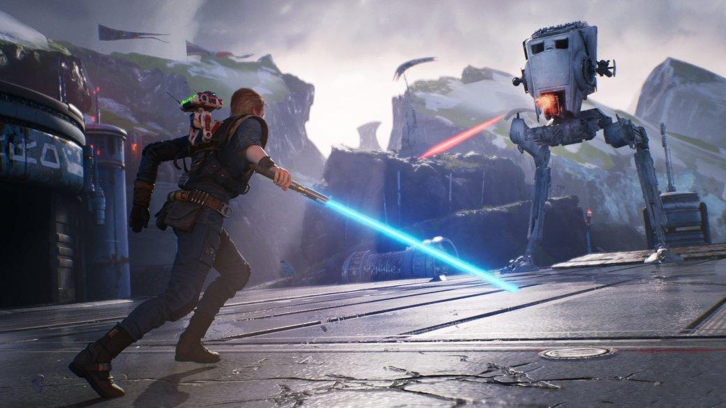 Превью Star Wars Jedi: Fallen Order с E3 2019 | Канобу - Изображение 10241