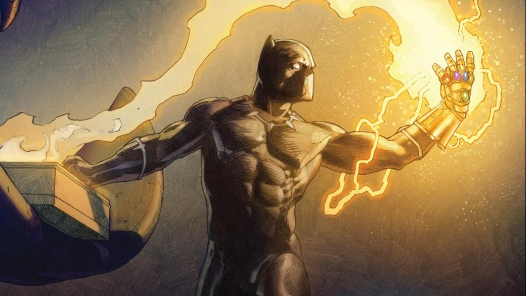 Какие персонажи Marvel, кроме Таноса, использовали Перчатку Бесконечности? | Канобу - Изображение 3