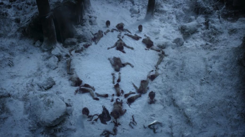 Все пасхалки и отсылки в 1 серии 8 сезона «Игры престолов» | Канобу - Изображение 10