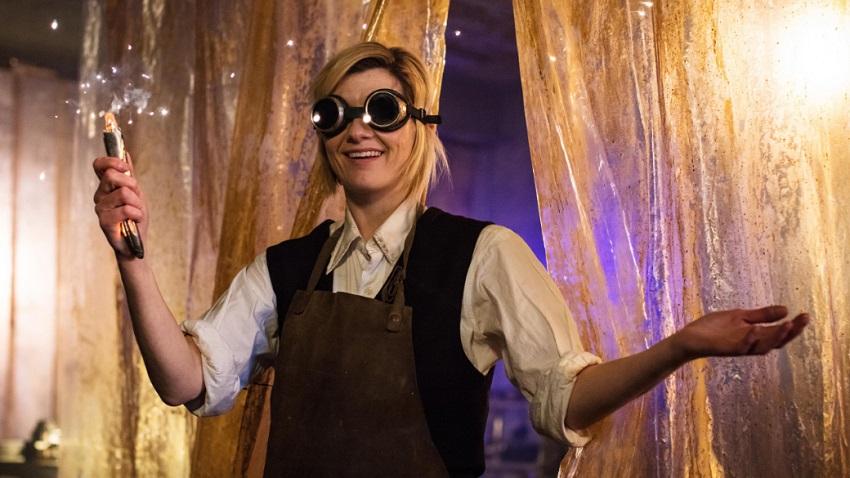 «Надеюсь, она не вибрирует» — фанаты пытаются определить, на что похожа новая отвертка Доктора Кто | Канобу - Изображение 1