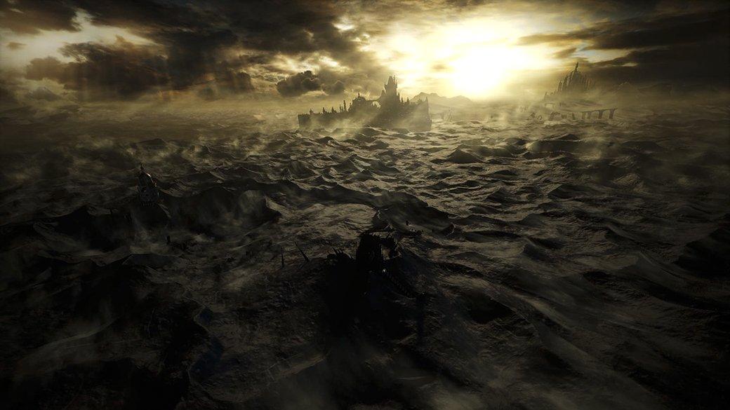 20 изумительных скриншотов Dark Souls 3: The Ringed City | Канобу - Изображение 17