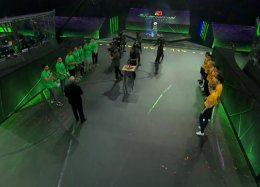 Команды BurNIng и rOtK сразились за сыр в матче всех звезд TI8