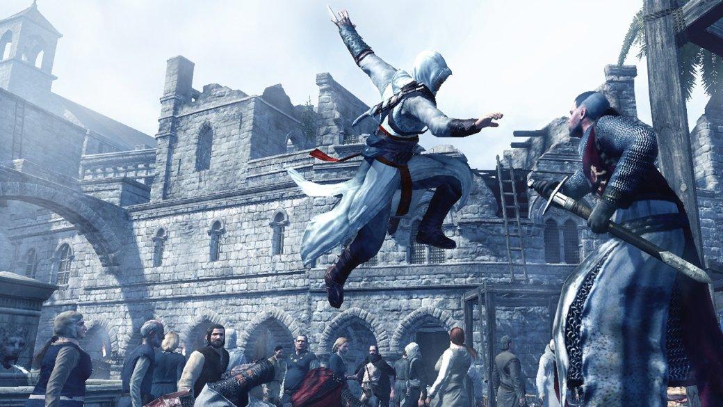 Гифка дня: головокружительная десинхронизация в Assassin's Creed | Канобу - Изображение 6495
