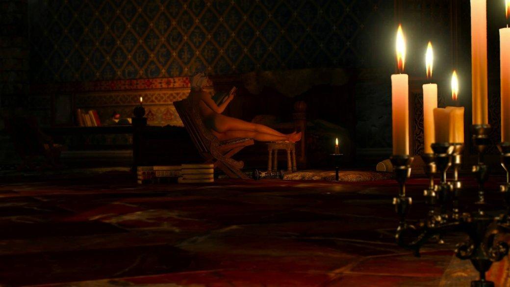 Какую чародейку из «Ведьмак 3: Дикая охота» вы выбрали?   Канобу