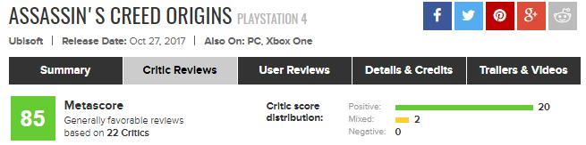 Вработе. Живые впечатления отAssassin's Creed: Origins | Канобу - Изображение 6