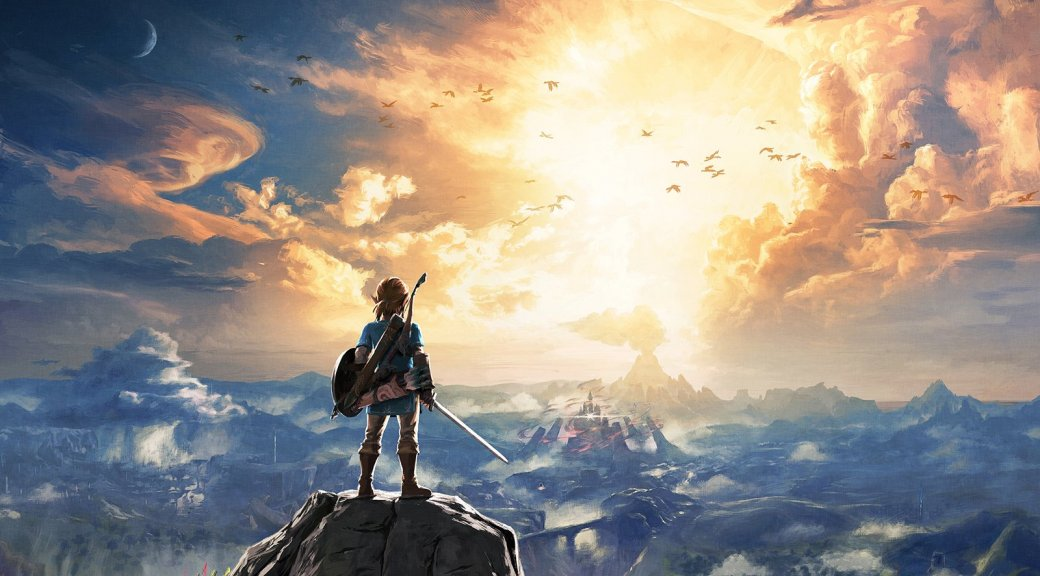 Обзор The Legend of Zelda: Breath of the Wild - рецензия на игру The Legend of Zelda: Breath of the Wild | Рецензии | Канобу