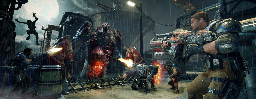 Рецензия на Gears of War 4 | Канобу - Изображение 10838