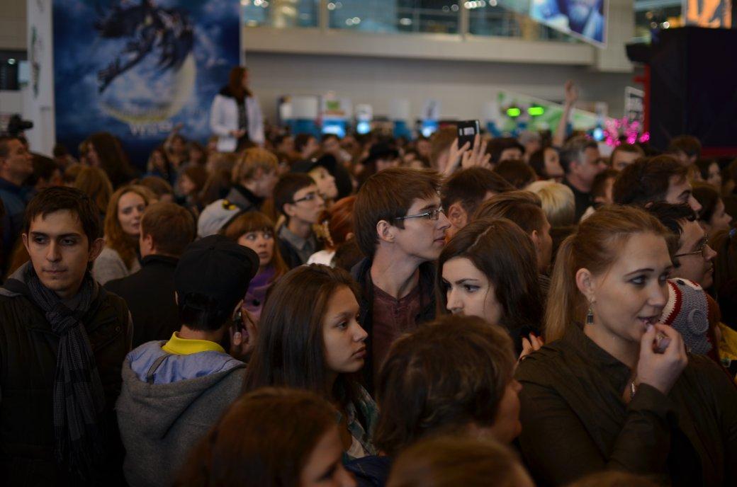 Фотоотчет с «Игромира» и Comic Con Russia, день 3 – Миша Коллинз | Канобу - Изображение 10