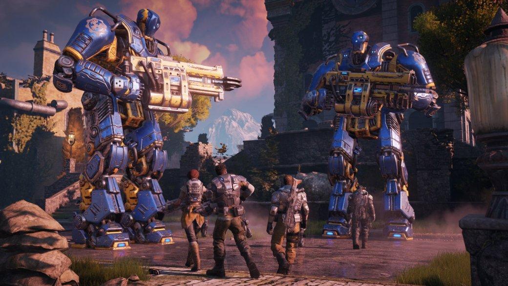Gears of War 4: как изменилась Сера | Канобу - Изображение 6