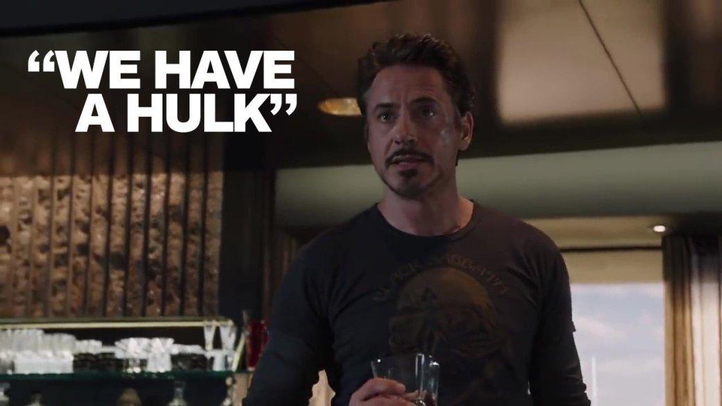 Все пасхалки иотсылки вфильме «Мстители: Война Бесконечности». - Изображение 2