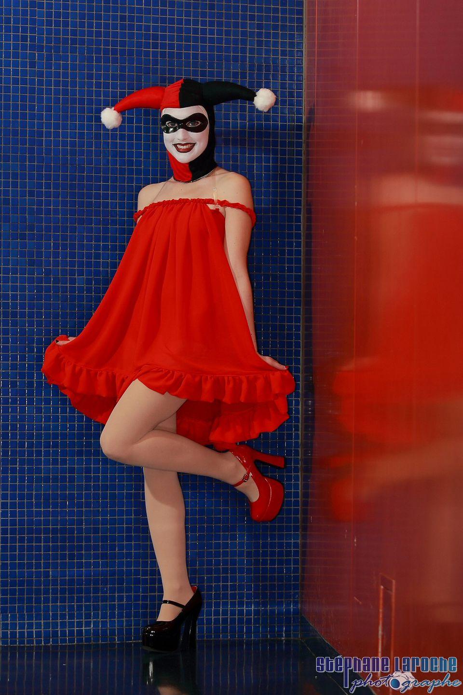 Как девушки изразных стран мира косплеят Харли Квинн | Канобу - Изображение 13