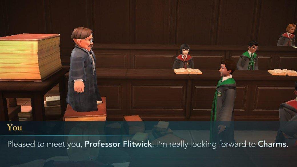 Harry Potter: Hogwarts Mystery — дневник первокурсника . - Изображение 17