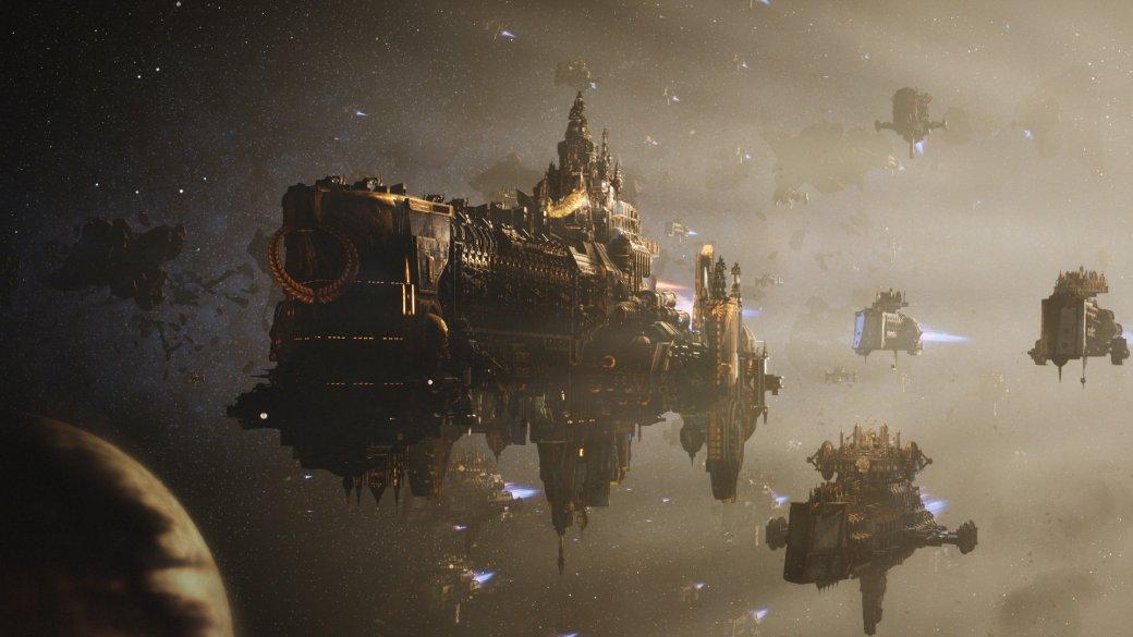 Суть. Battlefleet Gothic: Armada 2 — лучший способ познакомиться с WH40K прямо сейчас | Канобу - Изображение 1