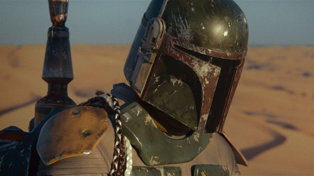 СМИ: Disney отменила спин-офф про Бобу Фетта из«Звездных войн»   Канобу - Изображение 3041
