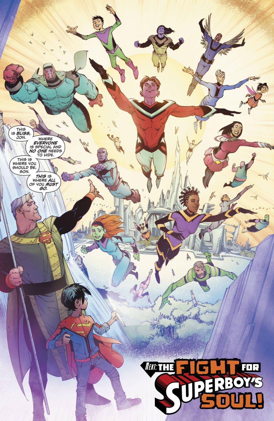 Сможетли Мистер Озуговорить Супермена покинуть Землю?. - Изображение 4
