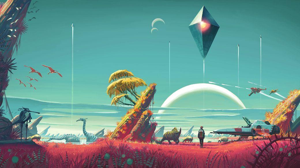 Обзор No Man's Sky - рецензия на игру No Man's Sky | Рецензии | Канобу