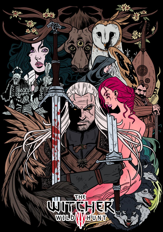 Интервью «Канобу» с главным сценаристом The Witcher 3: Wild Hunt  | Канобу - Изображение 7