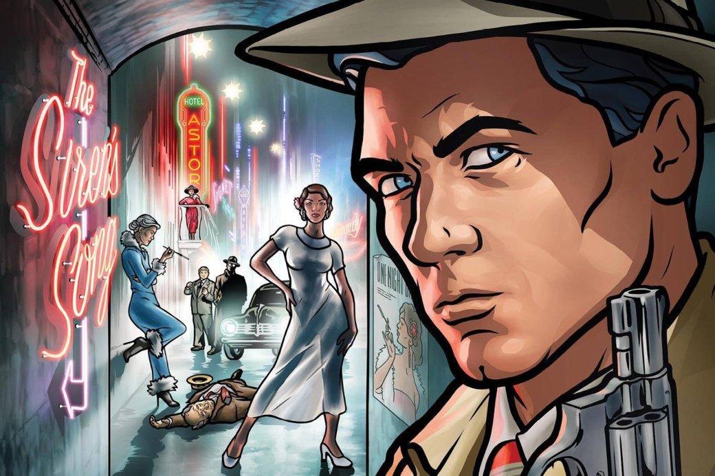 Зачем смотреть «Спецагента Арчера»? | Канобу - Изображение 10