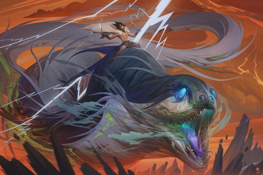 Полюбуйтесь потрясающим артом The Banner Saga3. Над ним трудился художник из Казахстана! | Канобу - Изображение 1
