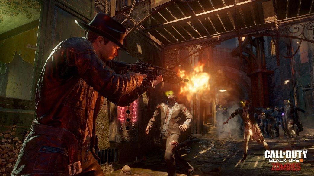 Зомби-режим — лучшее, что есть в Call of Duty: Black Ops 3 | Канобу - Изображение 10968
