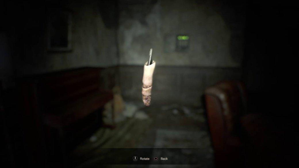 Палец-флэшка из коллекционного издания Resident Evil 7 похожа на пенис   Канобу - Изображение 1454