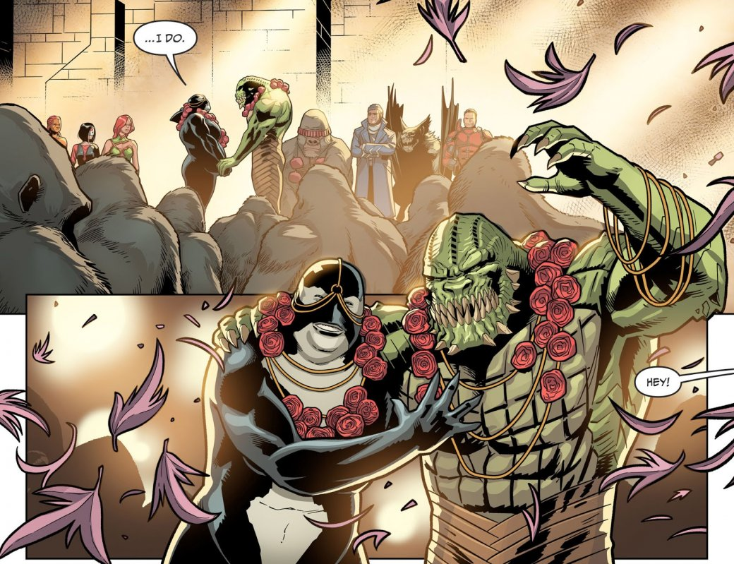 10 безумных вещей изприквела Injustice 2: президент-супергерой, двойник Бэтмена, свадьба злодеев | Канобу - Изображение 6597