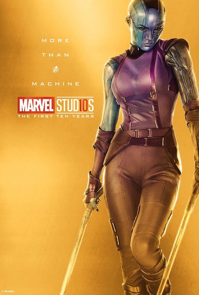 «Больше, чем легендарный преступник». ВСети появились новые юбилейные постеры Marvel Studios | Канобу - Изображение 9