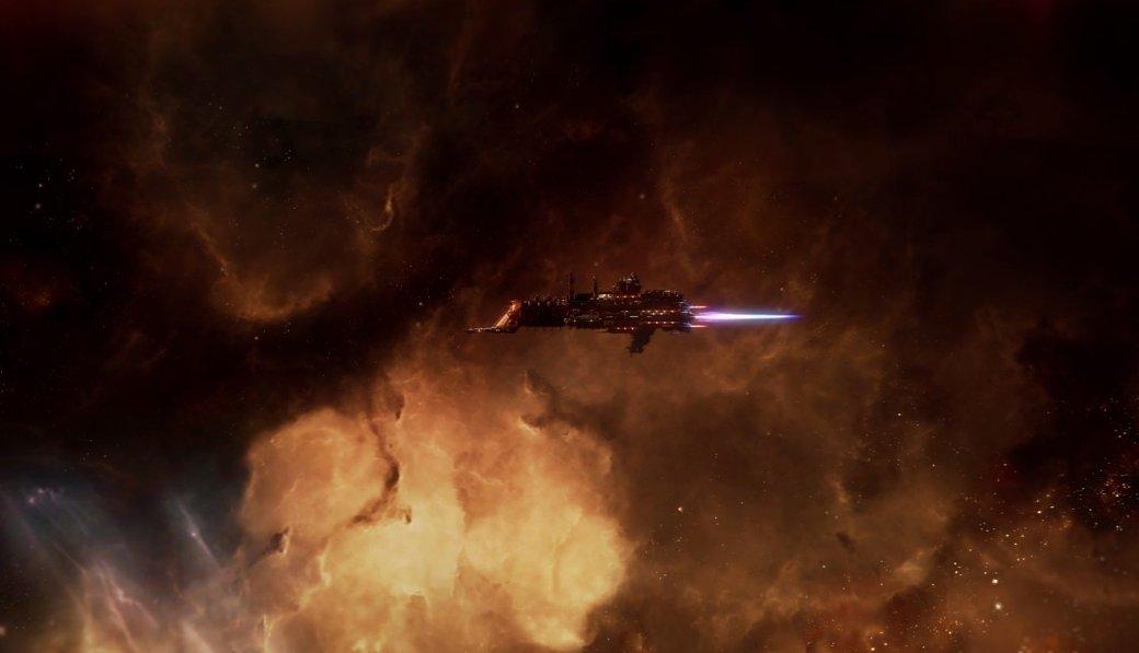 Рецензия на Battlefleet Gothic: Armada 2