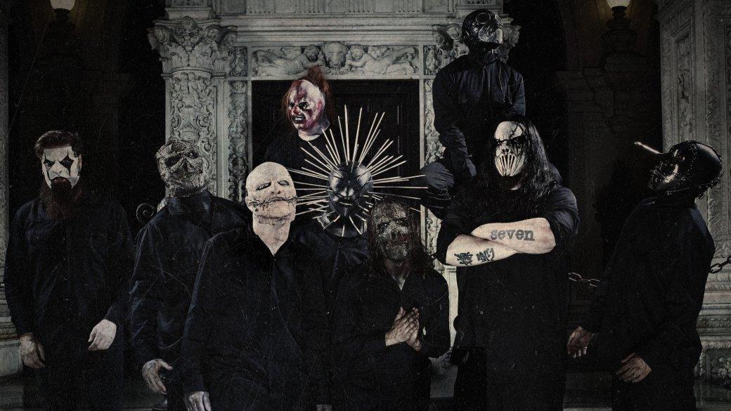 Посмотрите новый клип Slipknot— там странные люди обливаются кровью ивзрывают автобус | Канобу - Изображение 2130