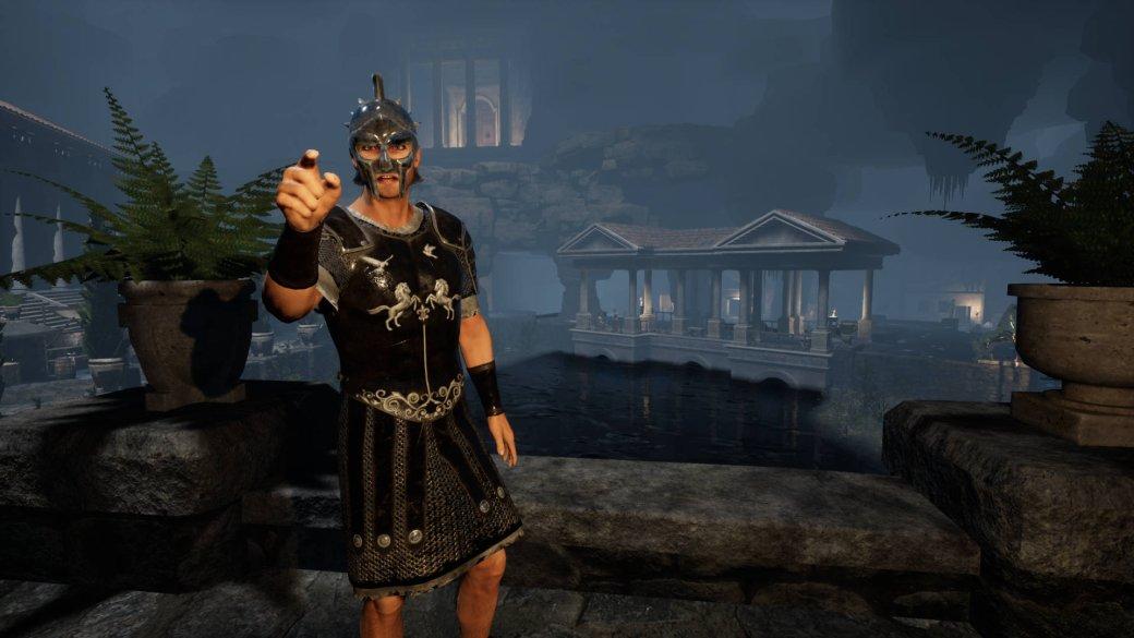 Автор The Forgotten City рассказал, как онпревратил популярный мод для Skyrim вотдельную игру. - Изображение 1