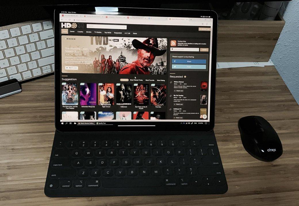 Слух: iPad Pro научат работать смышкой  | Канобу - Изображение 11401
