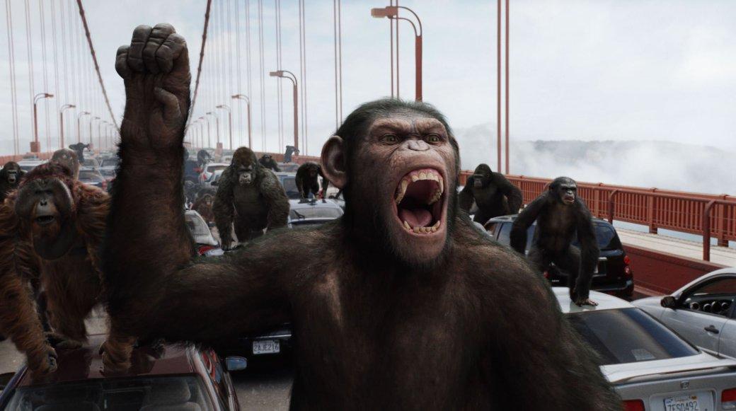 Что нужно знать о«Планете обезьян» перед походом вкино | Канобу