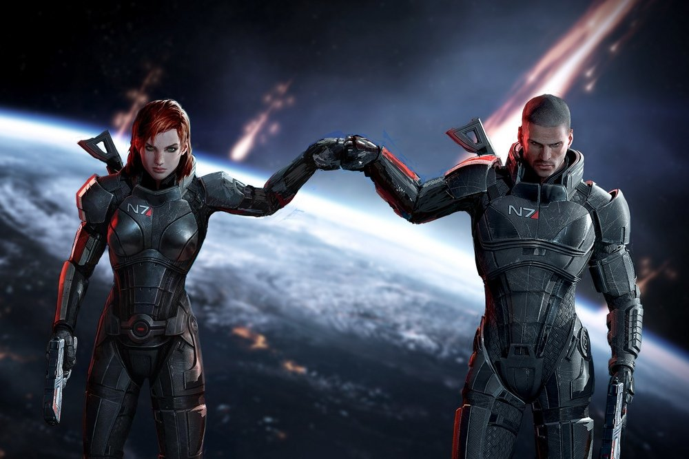 EA подумывает о ремастерах Mass Effect | Канобу - Изображение 4990