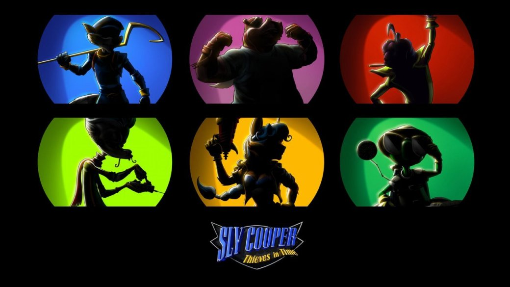 Sly Cooper: Thieves in Time | Канобу