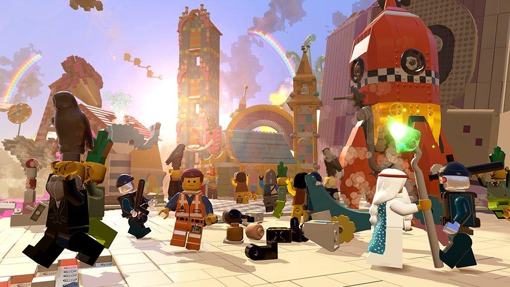 The Lego Movie Videogame отстояла первое место в британском чарте | Канобу - Изображение 1