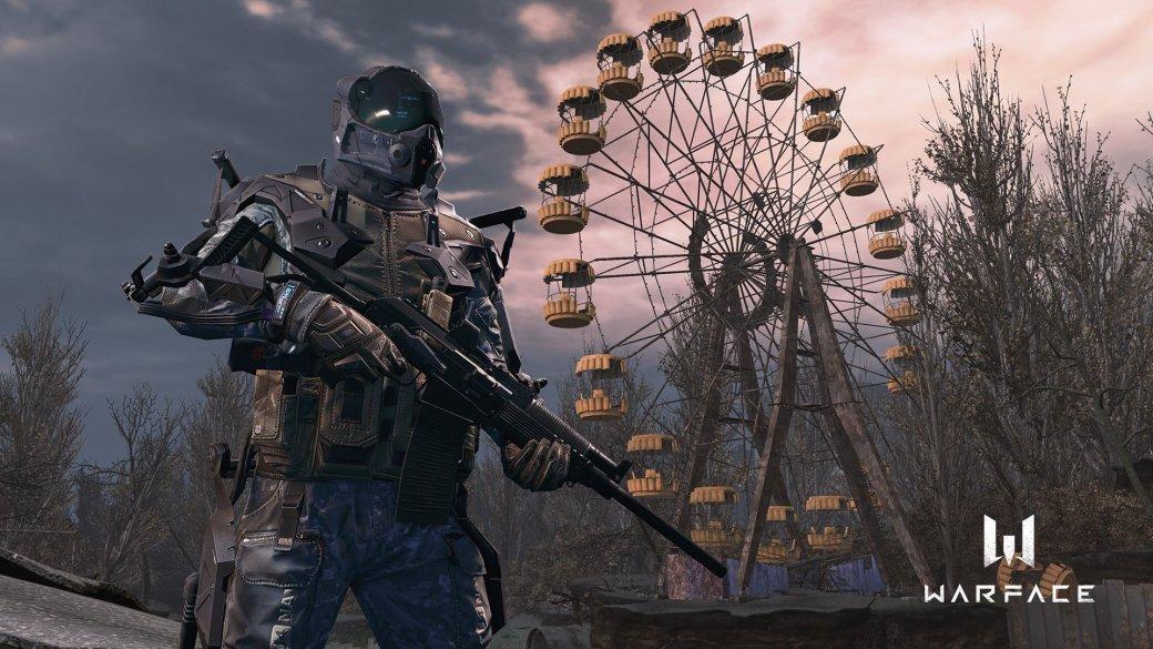Разработчики из Crytek наведались в Припять, чтобы воссоздать ее в Warface. - Изображение 1