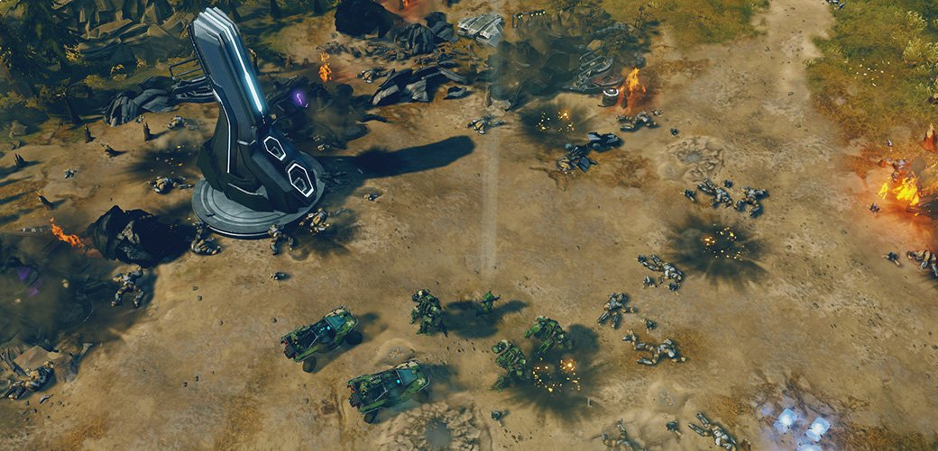 4 часа с Halo Wars 2 | Канобу - Изображение 6352