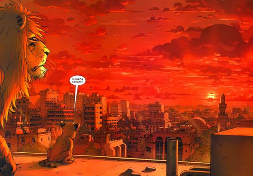 Комиксы: Pride of Baghdad   Канобу - Изображение 5